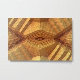Sandstone Metal Print
