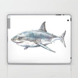 Shark-Filled Waters Laptop & iPad Skin
