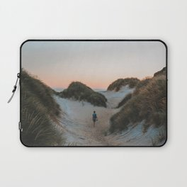 The Sand Dunes (Color) Laptop Sleeve