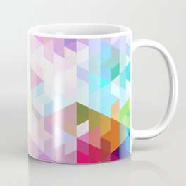 VIVID PATTERN VIII Coffee Mug