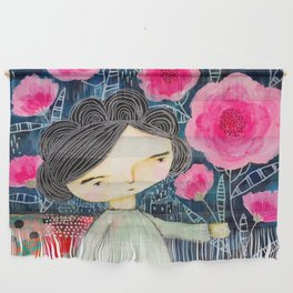 Quilted Princess Wall Hanging