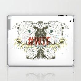 WTF Laptop & iPad Skin