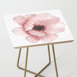 :D Flower Side Table