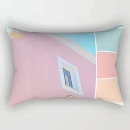 Bright And Happy On The Side Pastels Rectangular Pillow