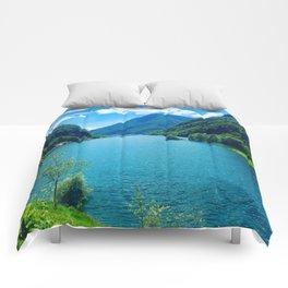 Dolomite Glacial Lake Comforters