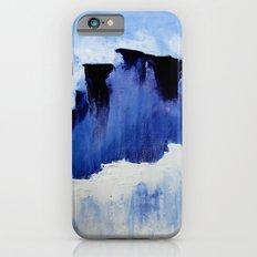 Cold Blue Slim Case iPhone 6s