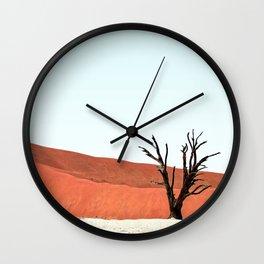 Deadvlei XI Wall Clock