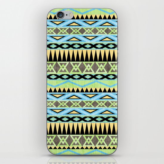 Less Work More Play! iPhone Skin
