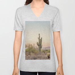 Arizona Desert Unisex V-Neck