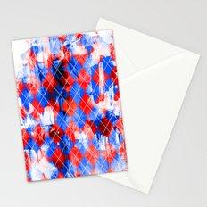 Urban Argyle Stationery Cards