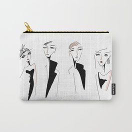 A night out in Paris Carry-All Pouch
