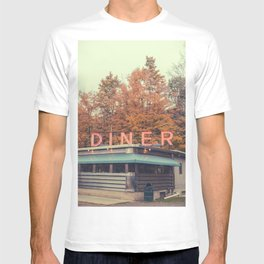 DINER in the fall T-shirt
