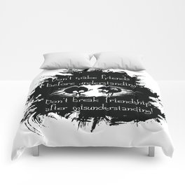 Friendship Comforters