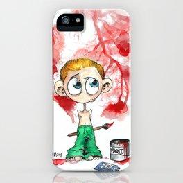 Little Coriolanus iPhone Case
