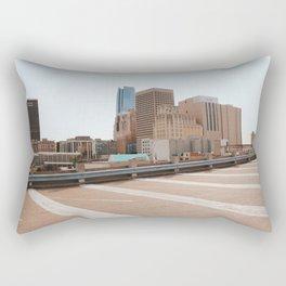 OKC Skyline Rectangular Pillow