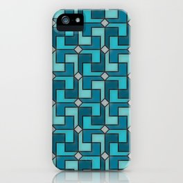 Geometrix XLI iPhone Case
