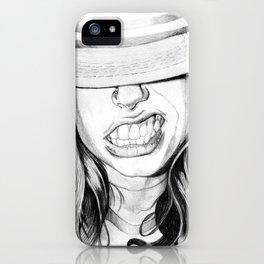 Cabrallin' iPhone Case