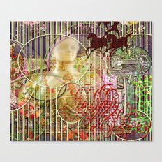 The Relative Frequency of the Causes of Breakage of Plate Glass Windows (2) Canvas Print