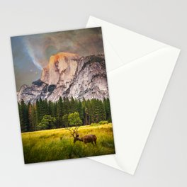 Yosemite Magic Stationery Cards