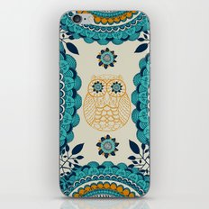 BOHO Owl iPhone & iPod Skin