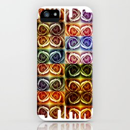 Bed of Roses (Patterns) iPhone Case