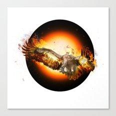 fire bird SE Canvas Print