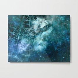 ε Aquarii Metal Print