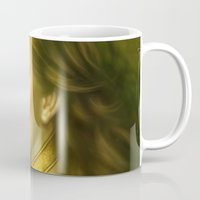 vampire diaries Mugs featuring Vampire by George Patsouras