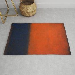 No. 14 - Mark Rothko Rug
