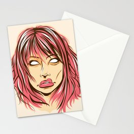 Right Through You Stationery Cards