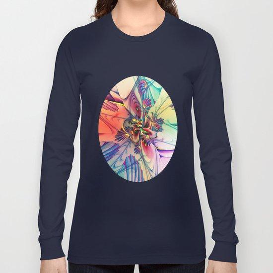 Spiral Mania 8 Long Sleeve T-shirt