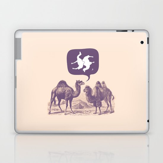 Sexual Healing Laptop & iPad Skin