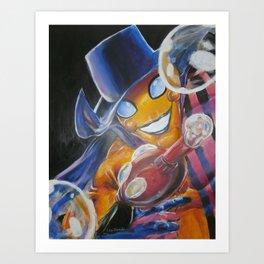 Madcap Art Print