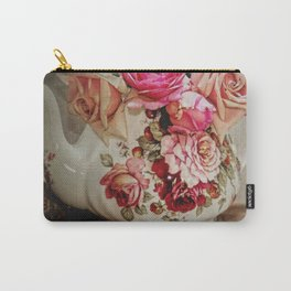 My Rose Garden Carry-All Pouch