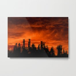 The End of Days Metal Print