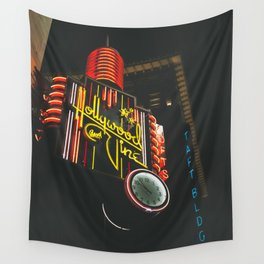 Hollywood & Vine Wall Tapestry
