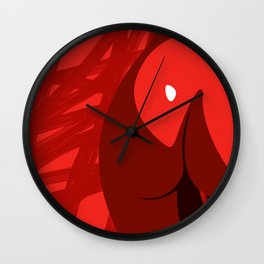 Root Chakra - Basic Wall Clock