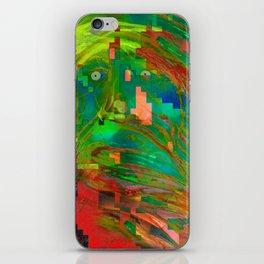 Pixel Shock iPhone Skin