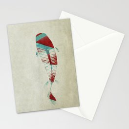 反対派 (opponents) Stationery Cards