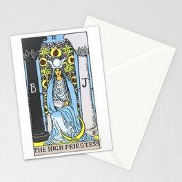 02 - The High Priestess Stationery Cards