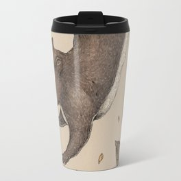 The Squirrel and Chestnuts Travel Mug