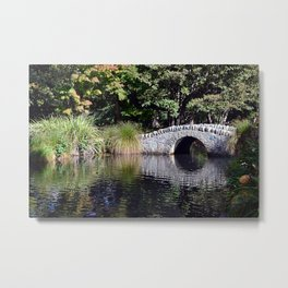 Stone Bridge Metal Print