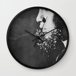 Kibum, The Reason - Sketch Edit  Wall Clock