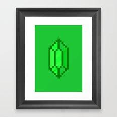 Generic Jewel Framed Art Print