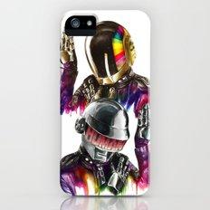 Daft punk  iPhone (5, 5s) Slim Case