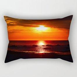 Shine on Twilight Rectangular Pillow