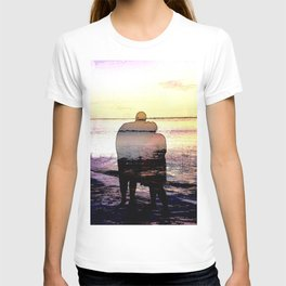 Love in the Sunset T-shirt