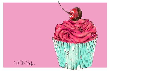 Creative Cupcake... Coffee Mug