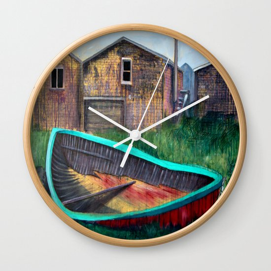 Peggy Wall Clock