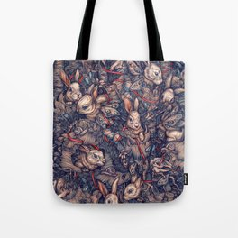 Bunnerflies Tote Bag